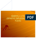 Spastic Diplegia Type Flexy