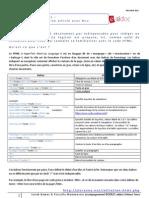 HTML Pour Article E-sidoc