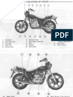 Kawasaki KZ440,Z440 Owners Manual ENG