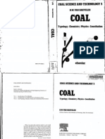 Coal - Van Krevelen - Coal Science and Technology