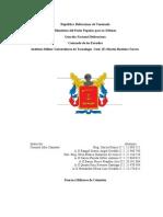 Trabajo Sobre Fuerza Armada Colombiana