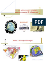 thème 2 mondialisation croissance développement 2011-2012
