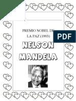 Dia de La Paz. Nelson Mandela