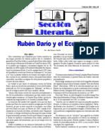 Rubén Darío y el Ecuador