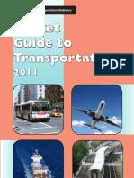 Dot Pocket Guide to Transportation 2011