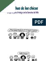 28058931 Declaracion de Los Derechos de Los Ninos