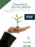 Swiss Cleantech Business Incubator
