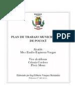 PLAN DE GOBIERNO MUNICIPALIDAD DE POCOCÍ 2011-2016