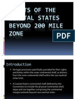 Rights Beyond 200 Mile Zone