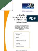 Australian Guide to Risk Assement