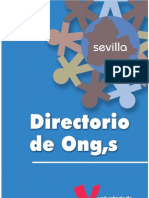 Directorio Ongs de Sevilla Capital