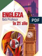Invata Engleza Fara Profesor in 21 de Zile