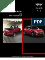 Owners Manual Hardtop Convertible