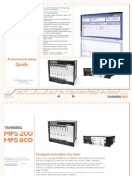 TANDBERG MPS Administrators Guide (J4.2)