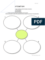 Characterization 3