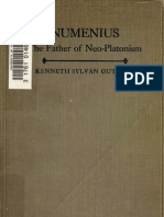 Numenius, Father of Neo-Platonism
