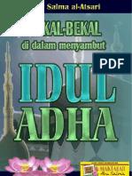 Bekal Idul Adha