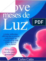 Nove Meses de Luz (Carlos Caldo)