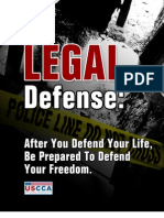 63918682 Legal Defense After a Defensive Shooting