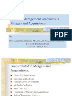 Mergers and Acquisitions Tax Impact and Valuation 1218303144224732 8