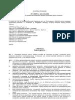 HG 622 Privind Stabilirea Conditiilor de Introduce Re Pe Piata a Produselor Pentru Constructii