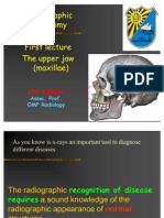 02 Radio Anatomy 1 Dentistry)