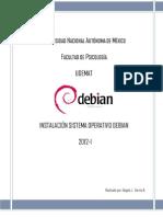 instalacionDebian