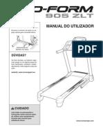 ProForm 905 ZLT (PT)