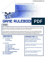 Phantom Capsule Rulebook 1.2