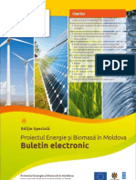 Energie și Biomasă Buletin Electronic Ediție Specială
