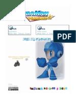 Mega Man Paper Craft IRP