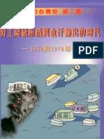 《勞工看的台灣史》第二冊