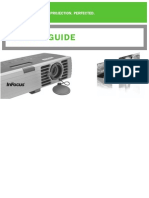 LP120 Projector Manual