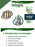 BIOLOGÍA . NOCHE 1
