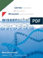 Wissenschafftplus Nr 1 2012