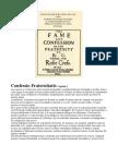 Confessio Fraternitatis - Rosacruces