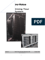 Safely Driving Your Sound System v2.1