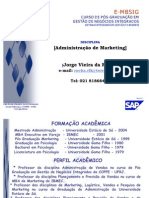 Adm. de Marketing