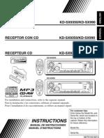 JVC KD-SX990