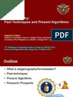 SteganographySlides