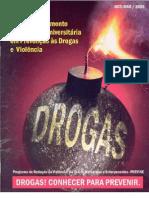Apostila - Drogas - Conhecer Para Prevenir