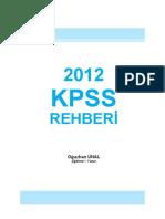 2012-KPSS-REHBERİ