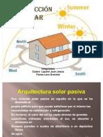 Proyección solar