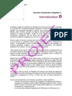 Rapport de la commission Energies 2050- chapitre I