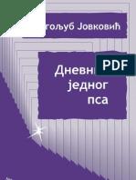 Dragoljub Jovkovic-Dnevnik jednog psa