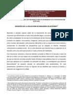Desafíos de la selección de imágenes en Internet-Perelman-Estévez-González