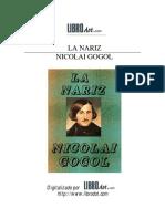 La Nariz- Gogol- ópera de Shostakovich