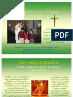 2. Los Ornamentos y Objetos Liturgicos