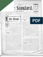 The Bible Standard January  1906