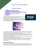 Depresion Anancastica y Su Importancia Diagnostica